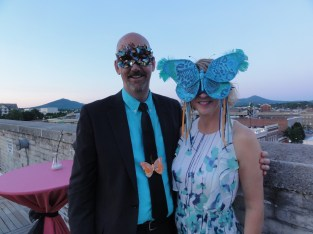 Butterfly Ball, Spring 2014