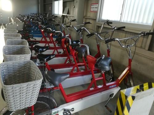 福岡 北九州 グリーンパーク サイクリング 自転車