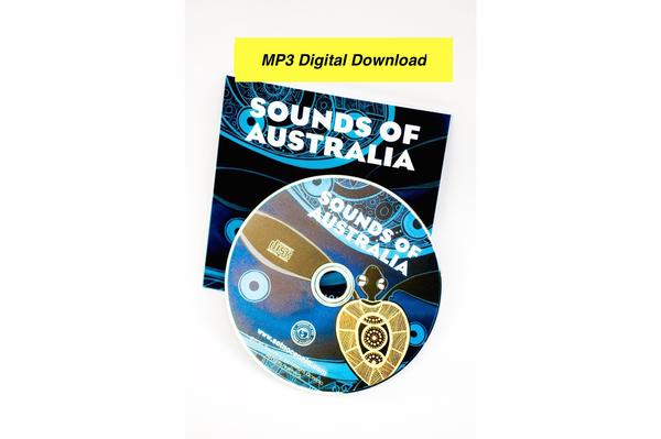 Sounds of Australia Praise & Worship Album (MP3 Digital Download)