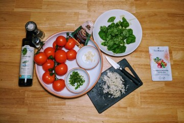 Rezept Tomatensuppe ohne Zucker