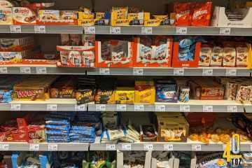 Süßigkeiten ohne Zucker - ein Mythos