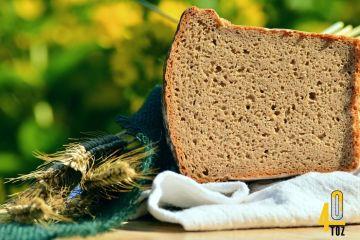Brot ohne Zucker