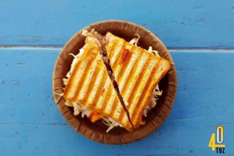 Toastbrot ohne Zucker