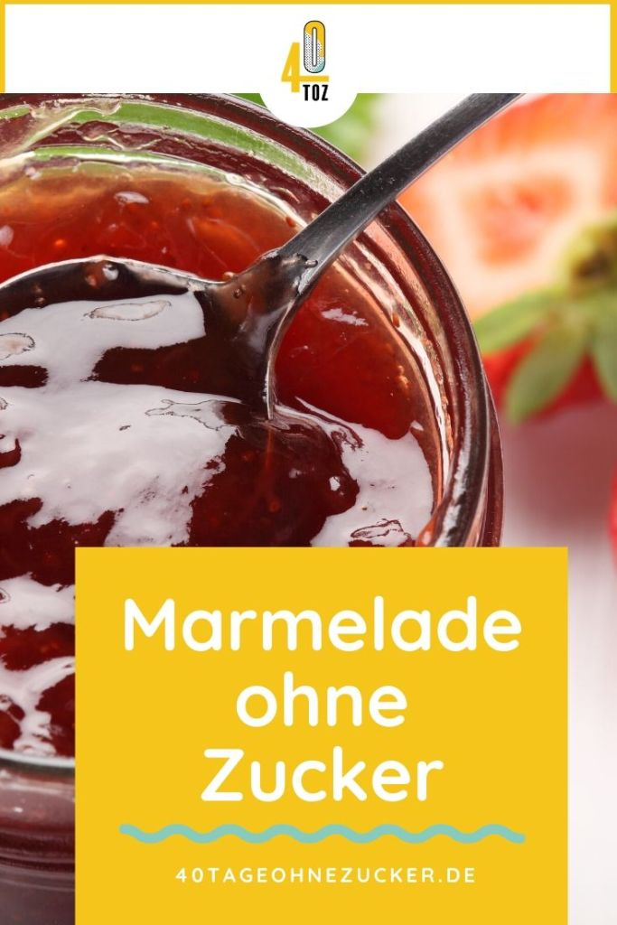 Marmelade ohne Zucker kaufen