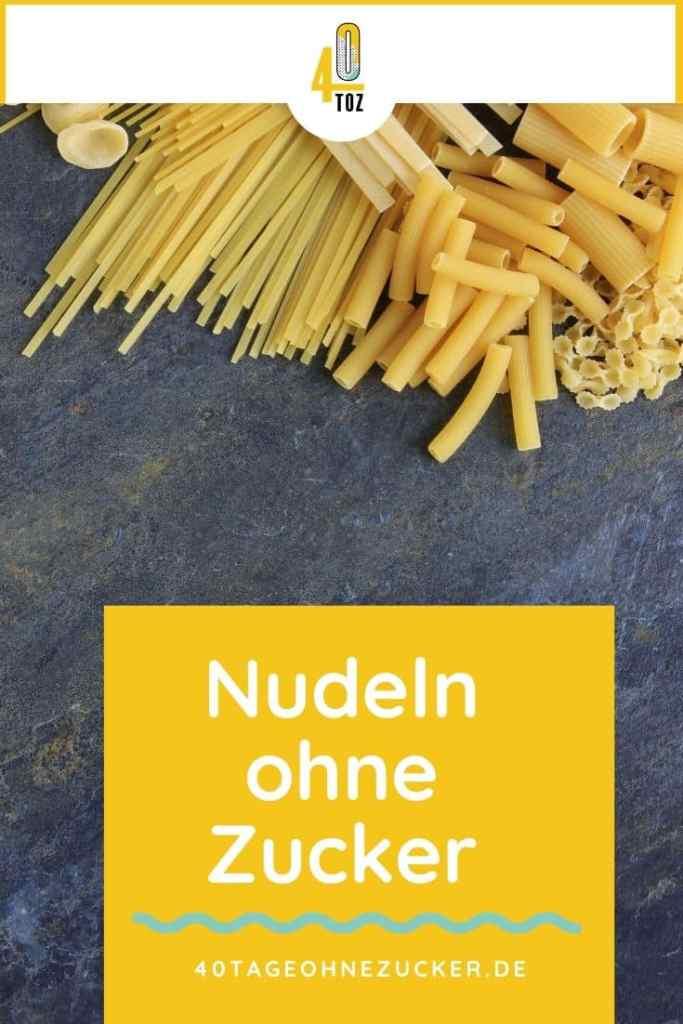 Spaghetti, Nudeln und Pasta ohne Zucker kaufen