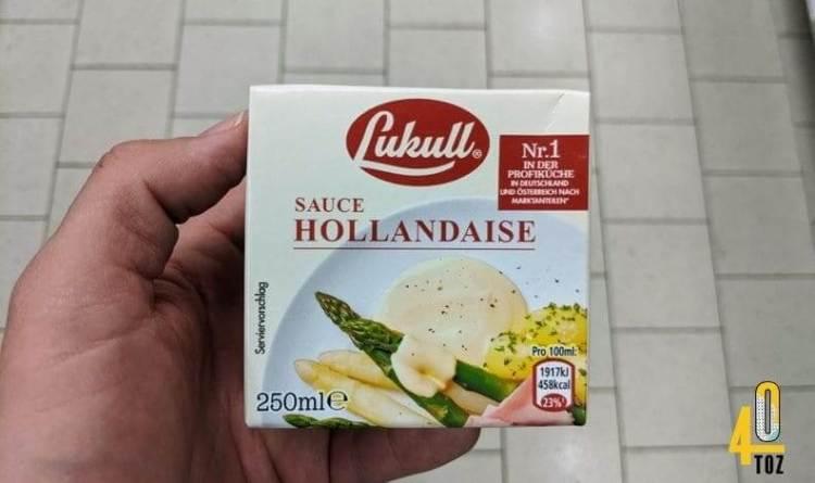 Sauce Hollandaise von Lukull