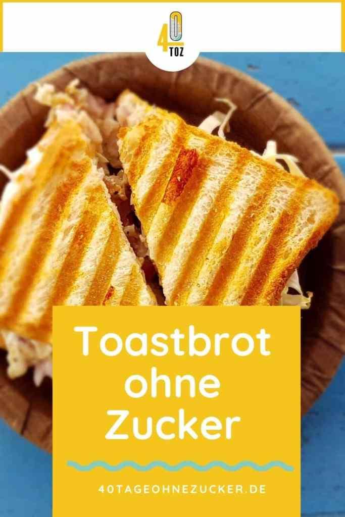 Toastbrot ohne Zucker kaufen