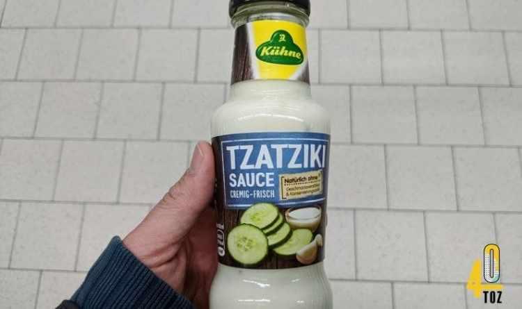 Tzatziki-Sauce-von-Kühne
