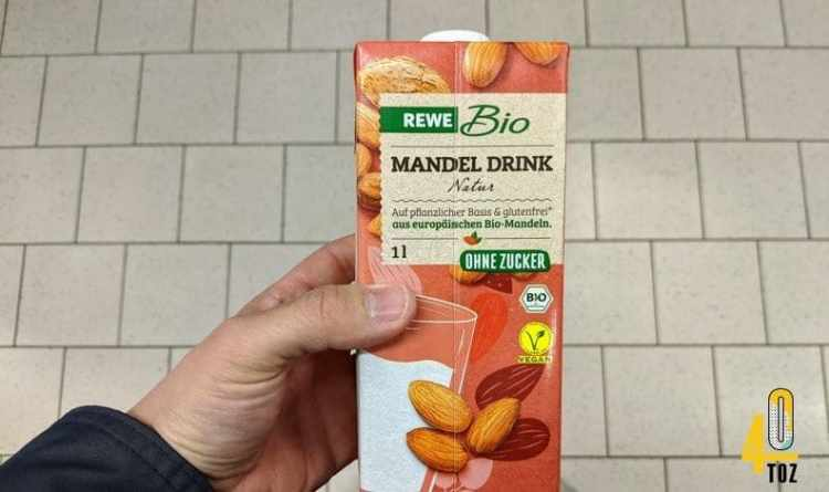 Mandel Drink Natur von REWE Bio