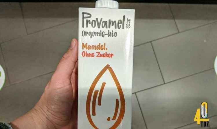 Mandel ohne Zucker von Provamel