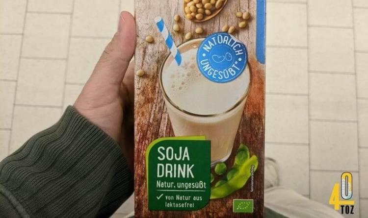 Soja Drink natur ungesüßt von Real Bio