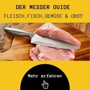 Messer Guide für Kochmesser