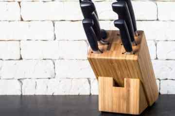 Messerblöcke zum Schutz von Messern
