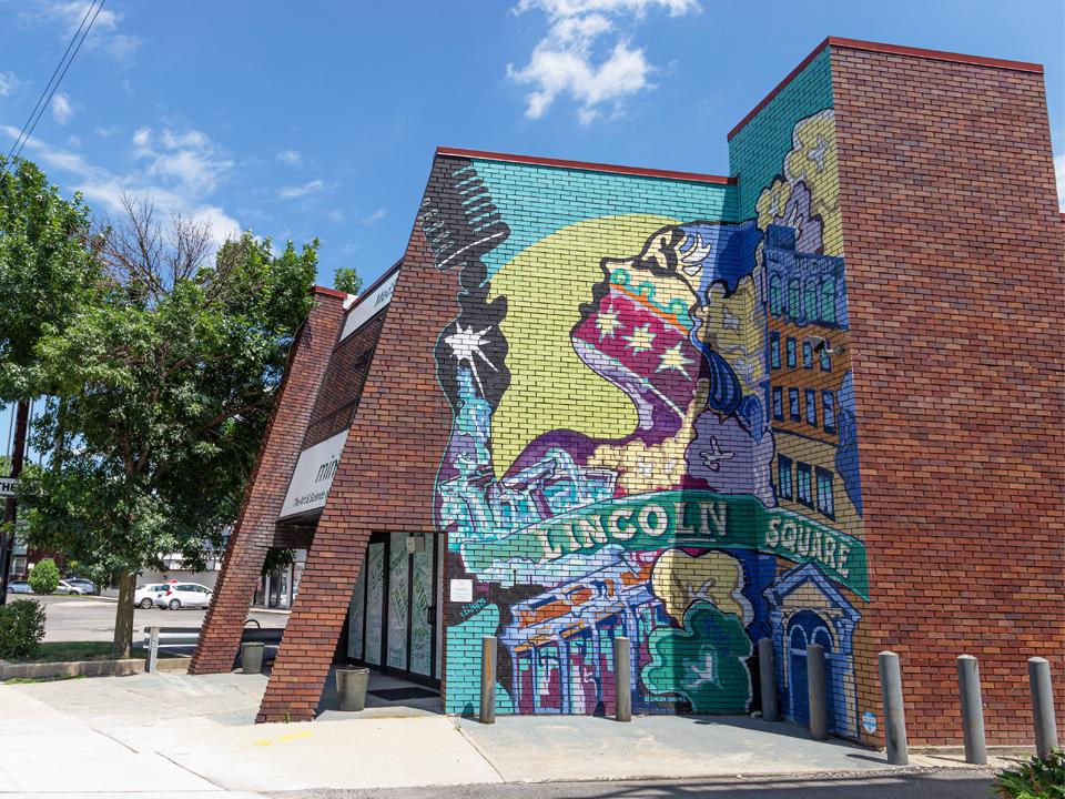 Lincoln Square Mural