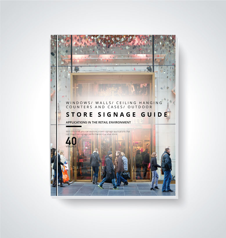 Store Signage Applications Guide Download