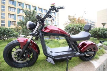 h62    Fatbike elscooter H6 - 2000W
