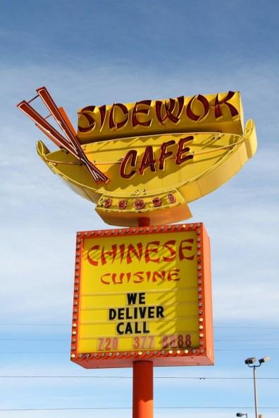 Sidewok Cafe, Barbara Gal
