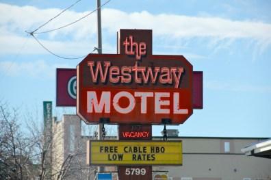 Westway Motel, Barbara Gal