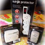 Surge Protector Set