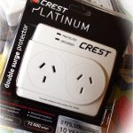 Double Surge Protector