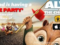 Chipnic party to celebrate iTunes release of Alvin & The Chipmunks: The Road Chip