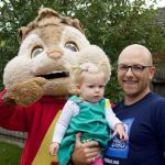 Alvin meets Dad and Alice