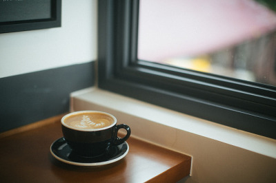 Latte by Charles Wonderland* on Flickr.
