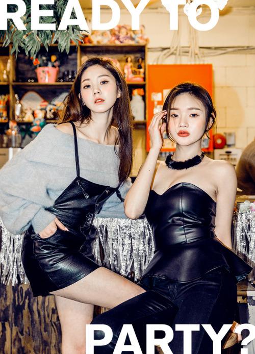 Lee Chae Eun & JinSil