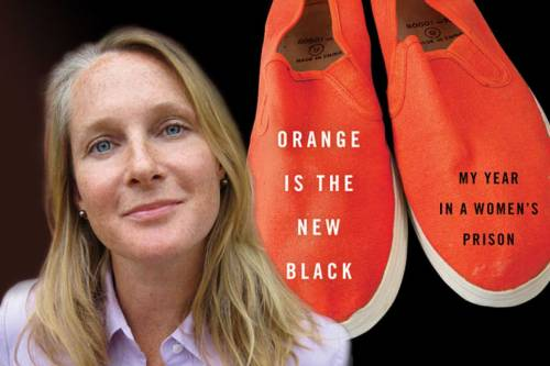 "Orange is The New Black By Piper Kerman Reviewed By Miranda BoyerIn anticipation of the third season release of Orange is The New Black on Netflix next<br /><br /><br /> month, I decided it was time to (re)read / finish OITNB. I'd started it a year<br /><br /><br /> ago on a road trip set it down once I arrived at my destination and forgot to<br /><br /><br /> pick it back up. Now I know that doesn't bode well for this book but rest<br /><br /><br /> assured, it was well worth the read. I watched the TV show Orange is The New Black on the<br /><br /><br /> recommendation of a trusted friend and while it isn't a show for everyone and<br /><br /><br /> definitely not the underage, personally I loved it. I found it charming, the<br /><br /><br /> characters memorable, and the personal stories very compelling. I was a little<br /><br /><br /> less impressed with season two but season one and I are old friends at this<br /><br /><br /> point and I am wholeheartedly awaiting season three in just a few short weeks. The book, Orange is<br /><br /><br /> The New Black deals with a somewhat sensitive subject matter and is the<br /><br /><br /> biographical account of a thirteen-month stay in a woman's correctional<br /><br /><br /> facility by the author. There are many things to be said about this book and<br /><br /><br /> not in the least, is that it sheds light on what it is like to be a number in<br /><br /><br /> the prison system today. This book is un-shamefully from the perspective of our<br /><br /><br /> main character who, by all accounts was/is an upper middle class, well educated<br /><br /><br /> women. Right out of college Piper Kerman fell in love with a woman who<br /><br /><br /> introduced her to excitement, adventure, and the perks of living with a<br /><br /><br /> criminal. One mistake, one time, more than ten years before, landed Piper<br /><br /><br /> in a detention facility.  For those of you who don't know, I have a BA in Criminal<br /><br /><br /> Justice and at one point in time I had every intention of going to law school<br /><br /><br /> in an attempt to pave the way for me to address prison reform. It's a hot<br /><br /><br /> button of mine and there are some days that I wonder what would happen if I<br /><br /><br /> hadn't changed careers or if I changed back tomorrow. Don't mistake my words for condoning crime in any way shape<br /><br /><br /> or form. However, the system as it is presently, is broken. Here is a story of<br /><br /><br /> woman who changed her whole life. Recognized that the path she was traveling<br /><br /><br /> was flawed. There is a great quote near the end of the book where Piper writes,<br /><br /><br /> ""What is the point, what is the reason,<br /><br /><br /> to lock people away for years, when it seems to mean so very little, even to<br /><br /><br /> the jailers who hold the key? How can a prisoner understand their punishment to<br /><br /><br /> have been worthwhile to anyone, when it's dealt with in a way so offhand and<br /><br /><br /> indifferent?""  When someone as educated and self-aware as the author shows<br /><br /><br /> us through her eyes how living in a facility doing, for all intents and<br /><br /><br /> purposes, hard time, what it was like for her. It makes it easier to see what<br /><br /><br /> it is like for those who are locked away without a support system for years<br /><br /><br /> instead of months. There's another line in the book that puts mental illness<br /><br /><br /> into perspective. ""The twice-daily pill line in Danbury was always long, snaking out<br /><br /><br /> of the medical office into the hall. Some women were helped enormously by the<br /><br /><br /> medication they took, but some of them seemed zombified, doped to the gills.<br /><br /><br /> Those women scared me; what would happen when they hit the streets and no<br /><br /><br /> longer could go to pill line?"" We<br /><br /><br /> know what happens. Recidivism, that's what happens. Without knowing where to<br /><br /><br /> find help and guidance on how to re-enter and function in society, it becomes<br /><br /><br /> blaringly obvious why within one year 56.7 percent of former inmates will be re-incarcerated;<br /><br /><br /> within three years time 67.8 percent of the original number will be re-incarcerated;<br /><br /><br /> and lastly, within five years more then 76.6 percent of those former inmates<br /><br /><br /> will be re-incarcerated. Leaving a painstakingly small 23.4 percent of former<br /><br /><br /> inmates to have changed their lives for the better after their stay. Broken<br /><br /><br /> doesn't begin to describe our system. Let me step off my<br /><br /><br /> soapbox.At the end of the day<br /><br /><br /> this is a memoir about what prison did to a healthy, sane woman. We get to read<br /><br /><br /> her engaging, grammatically correct story and go on a psychological journey<br /><br /><br /> with her. Even though she exited relatively unscathed when compared to others,<br /><br /><br /> her experience is no less invaluable. It is the duty of the reader to flex<br /><br /><br /> those mental muscles and draw connections like, what if piper wasn't so lucky.<br /><br /><br /> As an educated woman, I can relate to her story. I can easily put myself in her<br /><br /><br /> shoes. That is the power that this book has. It makes it easy for people who<br /><br /><br /> wouldn't in a million years think that they could ever see themselves in<br /><br /><br /> prison, understand how easy it would be to land on the other side of the coin."