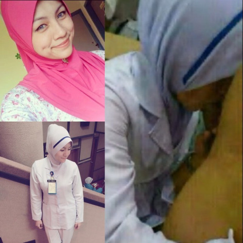 Malay nurse blowjob… I guess that is part of the...