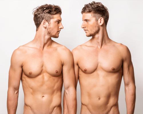 theantipodeanhomo:       twins 1