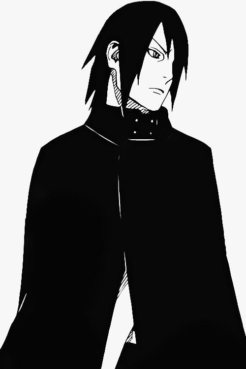 Gambar Sasuke Hitam Putih : gambar, sasuke, hitam, putih, Anime, Lover:, December