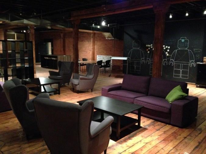 Startup Edmonton Social Area