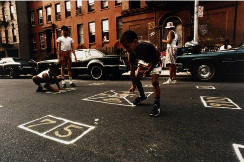 k-a-t-i-e-:East Harlem, 1987 Joseph Rodriguez