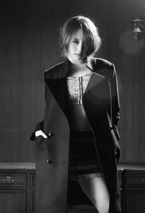 [MAGAZINE] Nicole – GanGee Magazine January Issue '152000x2930