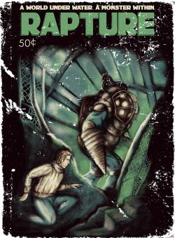 sci-fi pulp bioshock