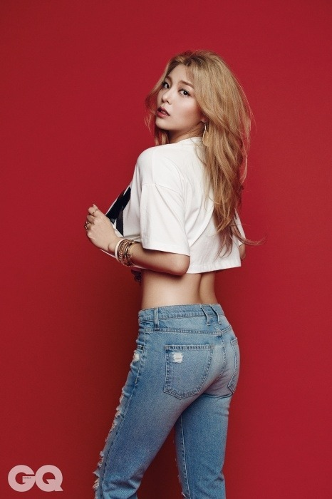 Ailee - GQ Magazine March Issue '15