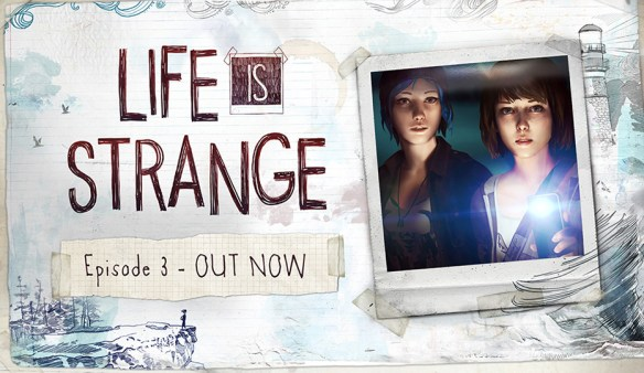Life is Strange Episode 3: Chaos Theory