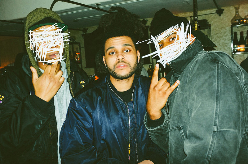 Image result for the weeknd initiation