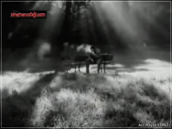 Türkan Şoray , Ayhan Işık Acı Hayat (1962)