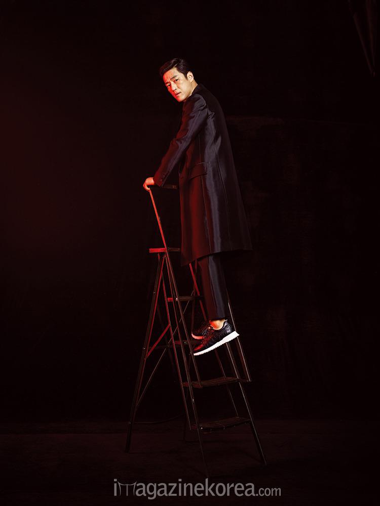 Ji Jin Hee - Harper's Bazaar Magazine March Issue '15