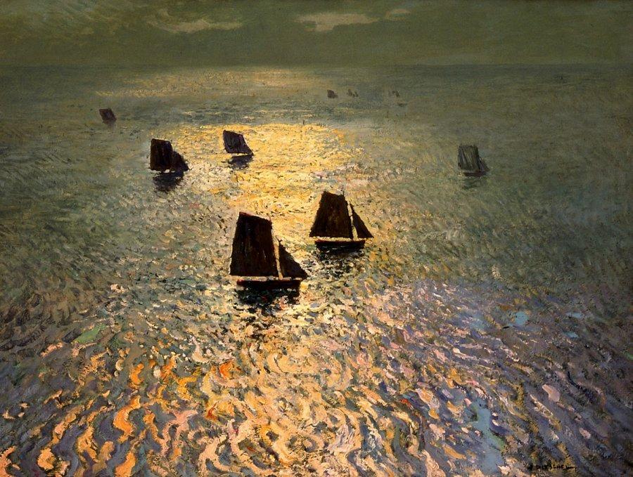 beautifuldavinci:    William Frederick RITSCHEL (1864 - 1949)