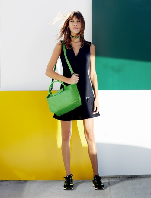miss-sheffield:Longchamp, Spring 2015