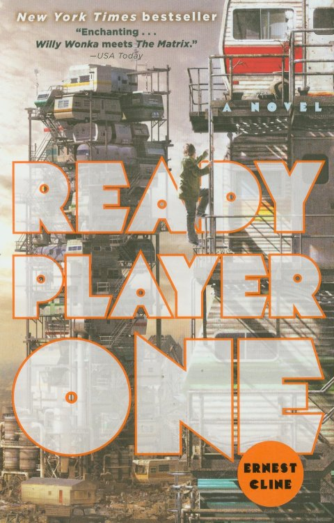 """Ready Player One"" By Ernest ClineReviewed by Miranda BoyerI picked up a copy of Ernest Cline's Ready Player One in an audio version last year, for one fact alone:<br /><br /><br /> Wil Wheaton was the narrator, and we all know that I have a soft spot for<br /><br /><br /> anything Wil has had his hands in. I figured that even if the book was bad, it<br /><br /><br /> might still be a win. Ready Player One is littered with<br /><br /><br /> references to '80s pop-culture, virtual reality, video games, an array of geek<br /><br /><br /> heroes, and enough cult items to keep your interest far past the first read.<br /><br /><br /> It's been a little over six months since I read it last and I can personally<br /><br /><br /> testify to this fact. But don't skip the rest of this article if you're not<br /><br /><br /> overly geeky, Cline is able to maneuver this ultimate nerdgasm into an<br /><br /><br /> accessible narrative that even you, my dear un-nerdy friend, will enjoy. Ready Player One<br /><br /><br /> takes place in they ear 2045 where the world is obsessed with 1980s trivia.<br /><br /><br /> After a billionaire inventor, James Halliday, died he leaves his wealth to<br /><br /><br /> whoever is the first to solve a series of '80s related riddles and puzzles<br /><br /><br /> called Anorak's Invitation. The world's<br /><br /><br /> resources have depleted and Earth has grown so grim that most of the world<br /><br /><br /> jumps at the opportunity to have a life inside of a massive multiplayer online<br /><br /><br /> virtual reality videogame called the OASIS, invented by Halliday himself. Our<br /><br /><br /> main characters spend most of their time as avatars, inside of this role<br /><br /><br /> playing game, attempting to solve the riddles Halliday left.  Wade Watts, our eighteen-year-old narrator, is a nobody in<br /><br /><br /> the real world. In fact he lives in a trailer stack with more then fifteen<br /><br /><br /> other people and escapes to an abandoned van to become his online persona<br /><br /><br /> Parzival. Parzival is the first person to crack the riddle of Anorak's<br /><br /><br /> Invitation leading him on a quest for Halliday's Easter Egg. This hunt is<br /><br /><br /> thrilling and the 80s references push the story forward giving the book a rich<br /><br /><br /> texture. The characters are engaging; the descriptions inside the OASIS are<br /><br /><br /> vivid enough to make me feel like I'm there with Parzival. This is by far, one of my favorite books to come out of the<br /><br /><br /> last few years. It is unlike anything I've read before or since. I'm now<br /><br /><br /> counting down the days until the rumored second novel comes out. I've even<br /><br /><br /> heard that Steven Spielberg has signed on as director for the film version of<br /><br /><br /> this fantasy world. I'm not sure how they'll pull it off, but have no doubt<br /><br /><br /> I'll be first in line. Did you read Ready<br /><br /><br /> Player One? What were your thoughts?"
