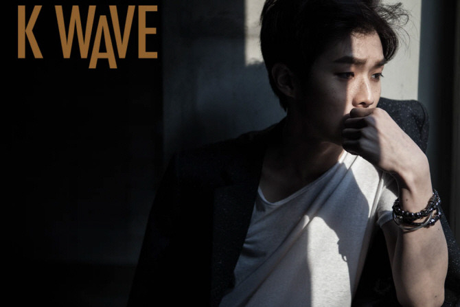 Choi Woo Sik - K Wave Magazine March Issue '15