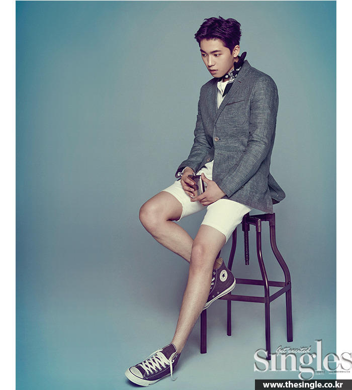 Teen Top - SIngles Magazine July Issue '15