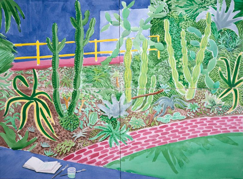 sonjabarbaric:  David Hockney