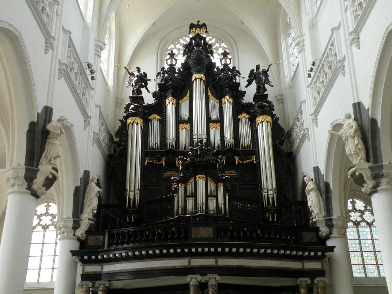 SourceSint-Pauluskerk Antwerpen Belgium.