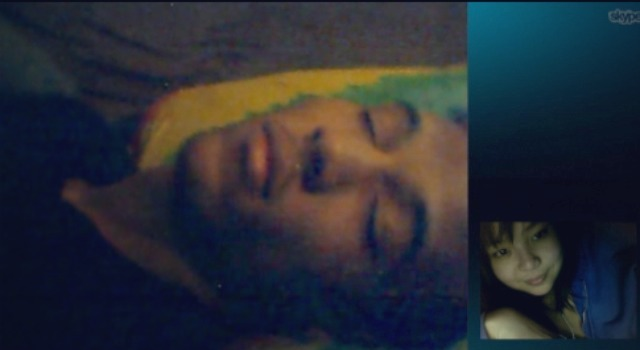 Me:Go to sleep babe ._. BF:NO YOU. I don't wanna BF:*falls asleep* Me:Pfffttt xD