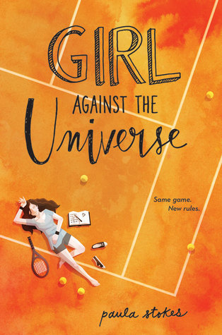 Girl Against The Universe by Paul Stokes